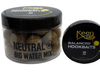 Balanced Hookbaits Neutral (Mix: Big Water)