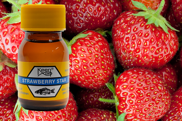 strawberry star Dosering: 1.8-2.6ml / 1kg mix
