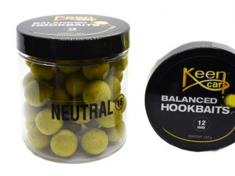 Balanced Hookbaits Fluo Yellow NHDC
